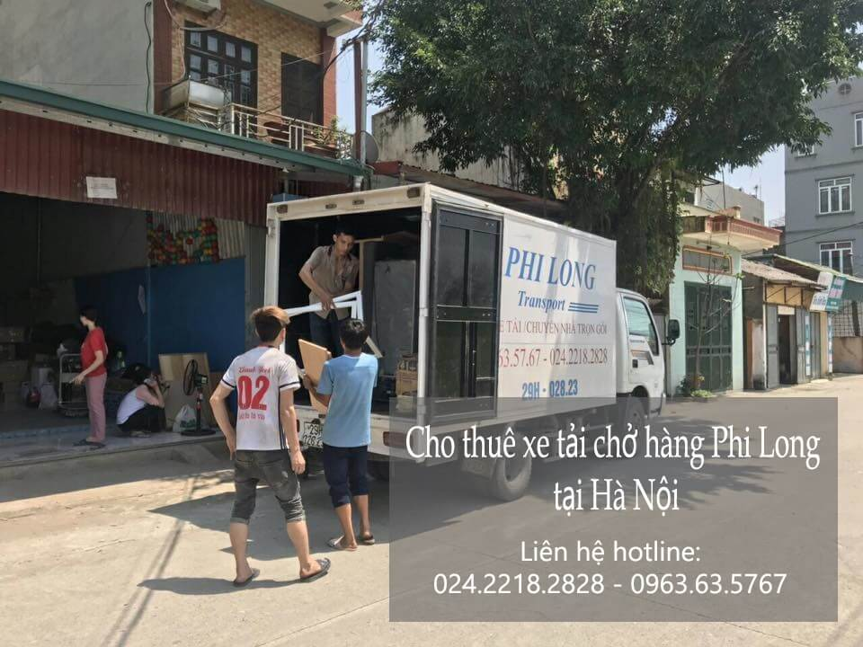 Dịch vụ cho thuê xe tải giá rẻ tại phố Cửa bắc