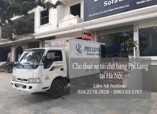 Dịch vụ cho thuê xe tải giá rẻ tại phố Lê Trực