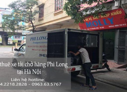 Cho thuê xe tải giá rẻ tại phố Chợ Gạo