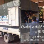 Cho thuê xe tải giá rẻ tại phố Hoàng Mai
