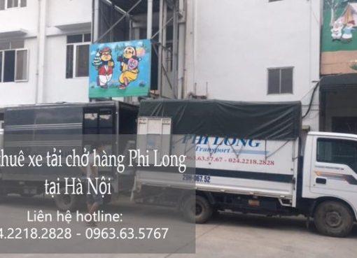 Cho thuê xe tải giá rẻ tại phố Cửa Đông