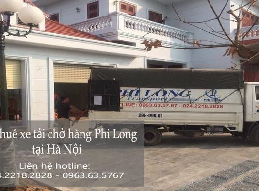 Dịch vụ cho thuê xe tải 1 tấn tại phố Giang Biên
