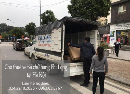 Cho thuê xe tải giá rẻ tại phố Đinh Lễ