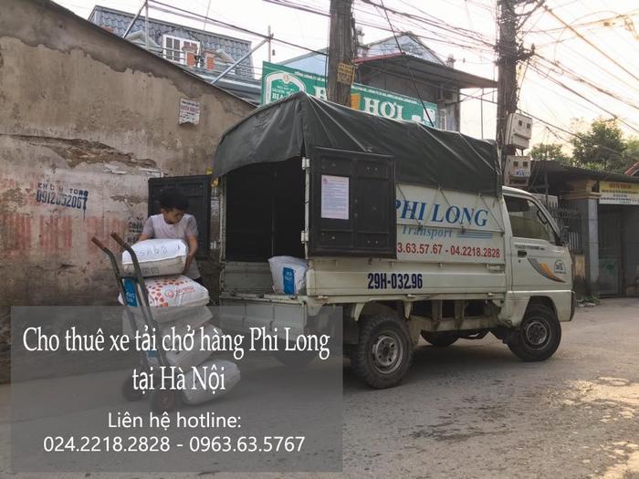 Cho thuê xe tải tại phố Hàng Khay