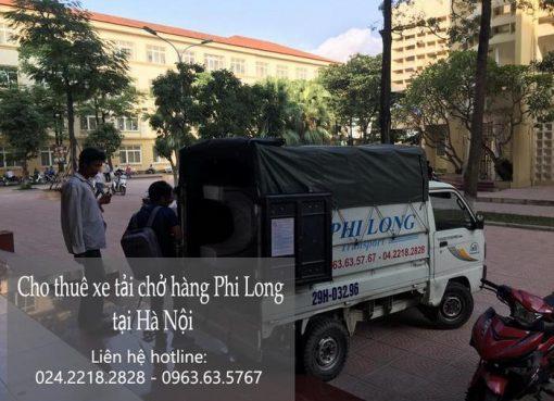 Dịch vụ cho thuê xe tải giá rẻ tại phố Hoàng Hoa Thám