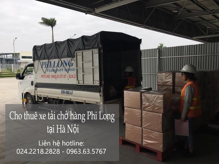 Dịch vụ cho thuê xe tải giá rẻ tại phố Huỳnh Thúc Kháng