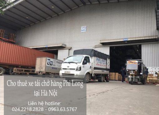 Dịch vụ cho thuê xe tải giá rẻ tại phố Hoàng Diệu