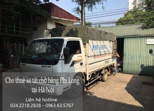 Cho thuê xe tải giá rẻ tại phố Hàng Chai