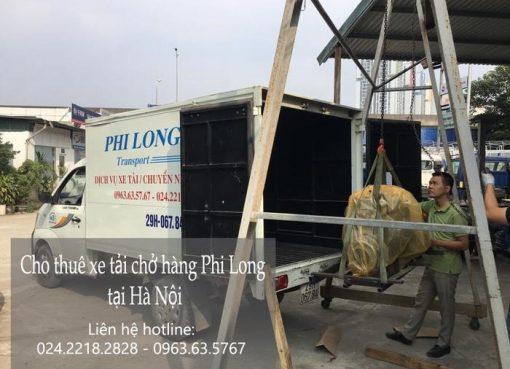 Dịch vụ cho thuê xe tải giá rẻ tại phố Khúc Hạo