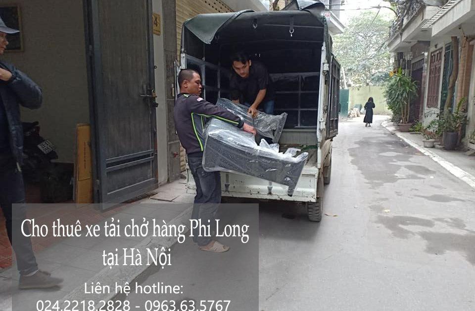 Dịch vụ cho thuê xe tải giá rẻ tại phố Vũ Hữu 2019
