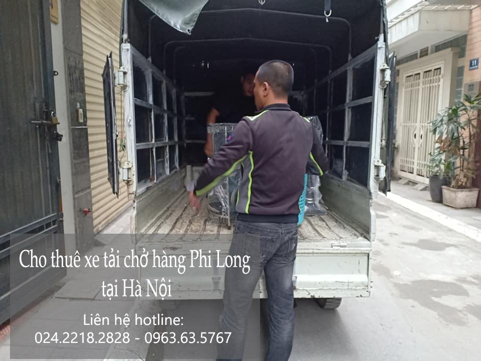 Dịch vụ cho thuê xe tải giá rẻ tại phố Khương Đình 2019