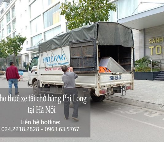 Cho thuê xe tải giá rẻ tại phố Nguyễn Phạm Tuân