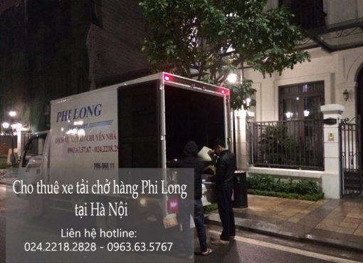 Cho thuê xe tải tại phố Nguyễn Mậu Tài
