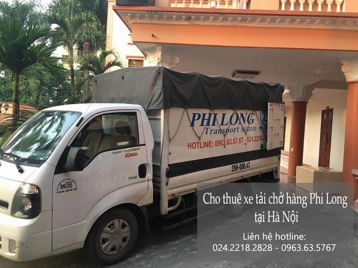 Dịch vụ cho thuê xe tải giá rẻ tại phố Nguyễn An Ninh