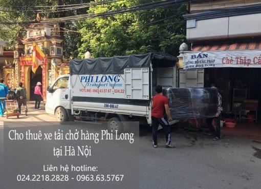 Cho thuê xe tải giá rẻ tại phố Nguyễn Như Đổ 2019