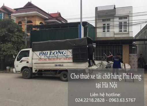 Dịch vụ cho thuê xe tải giá rẻ tại phố Quỳnh Lôi