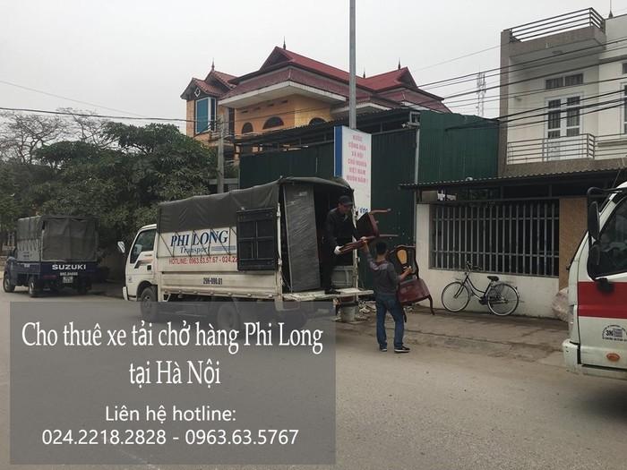 Cho thuê xe tải tại phố Mai Chí Thọ