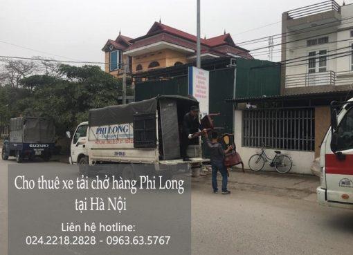 Cho thuê xe tải giá rẻ tại đường Đông Mỹ