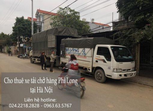 Cho thuê xe tải giá rẻ tại phố Nguyễn Bình