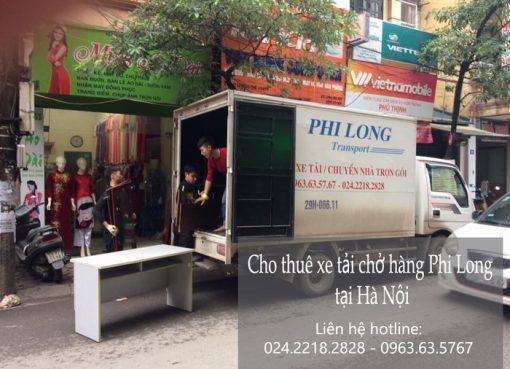 Cho thuê xe tải tại phố Ngô Gia Khảm