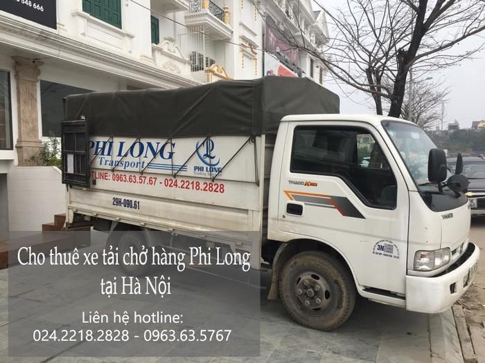 Dịch vụ cho thuê xe tải giá rẻ tại phố Lê Văn Lương