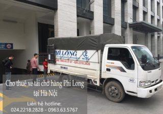 Dịch vụ cho thuê xe tải giá rẻ tại phố Khúc Thừa Dụ