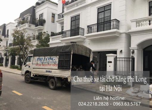 Dịch vụ cho thuê xe tải giá rẻ tại phố Hoàng Sâm