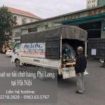 Cho thuê xe tải tại phố Nguyễn Huy Tự
