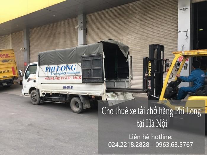 Dịch vụ cho thuê xe tải giá rẻ tại phố Hàng Khoai