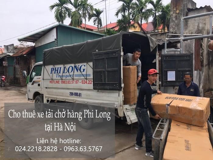 Cho thuê xe tải giá rẻ tại phố Lãn Ông