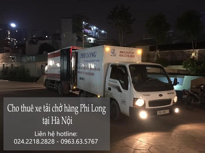 Dịch vụ cho thuê xe tải giá rẻ tại phố Mai Dịch
