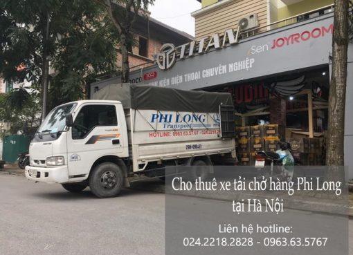 Dịch vụ cho thuê xe tải giá rẻ tại đường Nguyễn Quốc Trị