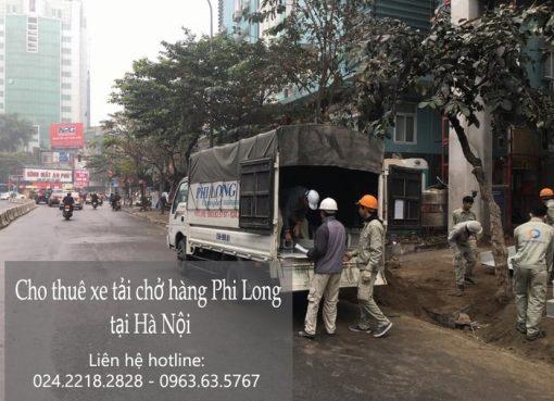 Dịch vụ cho thuê xe tải giá rẻ tại phố Mạc Thái Tông