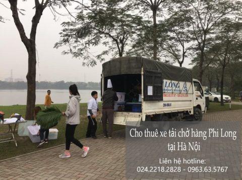 Dịch vụ cho thuê xe tải giá rẻ tại phố Nguyễn Quang Bích
