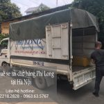 Dịch vụ cho thuê xe tải tại phố Yên Lạc