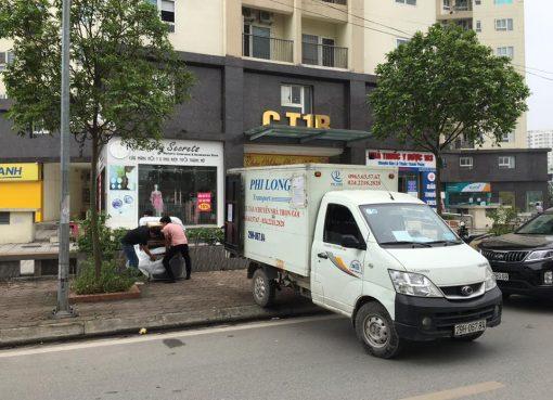 Cho thuê xe tải tại phố Vũ Trọng Khánh