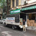 Dịch vụ cho thuê xe tải giá rẻ tại phố Đống Mác