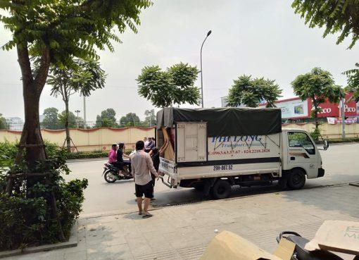 Cho thuê xe tải Phi Long tại phố Miêu Nha