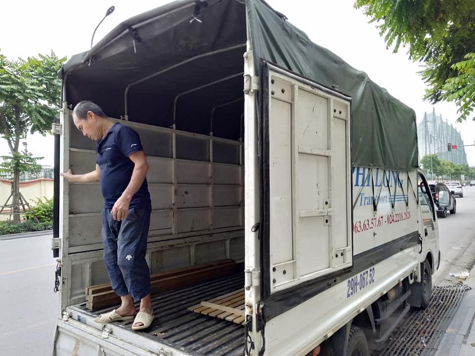 Cho thuê xe tải giá rẻ tại phường Thành Công