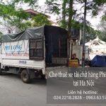 Dịch vụ cho thuê xe tải giá rẻ tại phố Vọng Đức