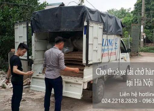 Dịch vụ cho thuê xe tải Phi Long tại phố Kẻ Vẽ