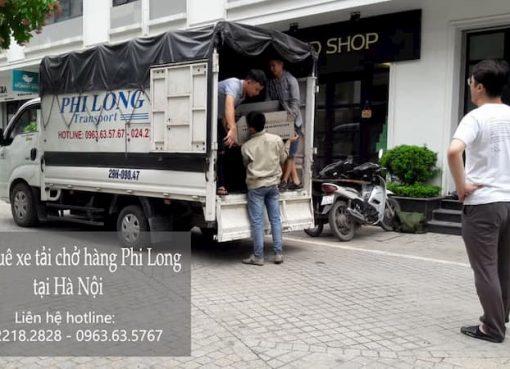 Dịch vụ cho thuê xe tải Phi Long tại phố Lê Quang Đạo