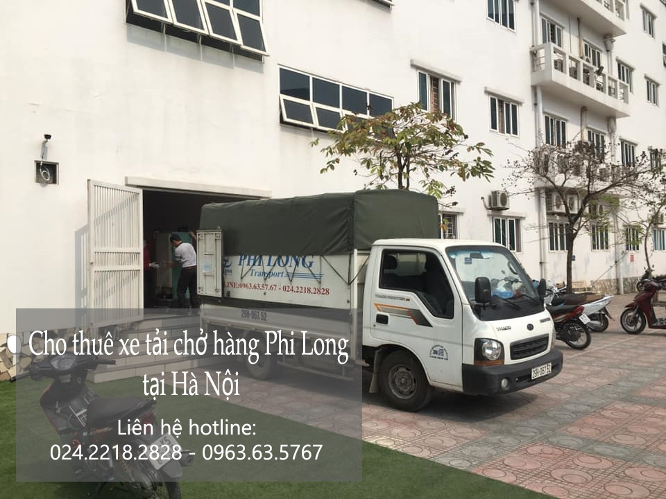 Dịch vụ cho thuê xe tải tại phố Đại Đồng
