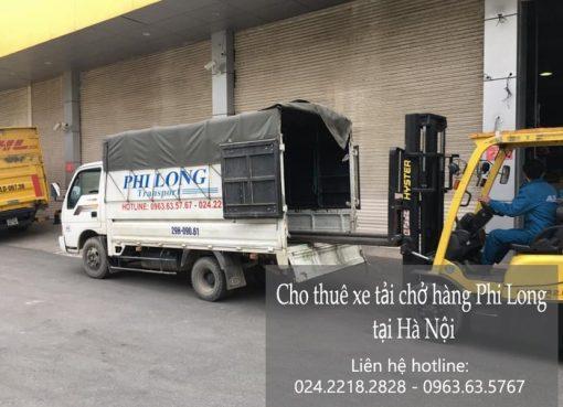 Dịch vụ cho thuê xe tải Phi Long tại phố Thanh Lân