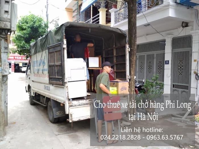 Dịch vụ cho thuê xe tải tại phường Hạ Đình