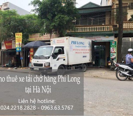 Dịch vụ cho thuê xe tải Phi Long