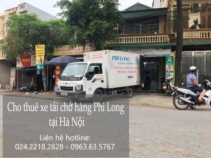 Dịch vụ cho thuê xe tải Phi Long tại phường Phan Chu Trinh