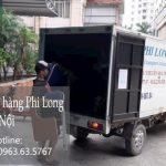 Dịch vụ cho thuê xe tại phố Đặng Trần Côn