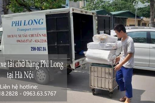 Dịch vụ cho thuê xe tải tại phố Trường Sa