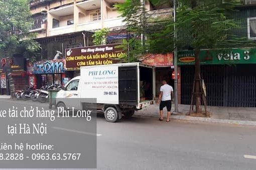 Dịch vụ cho thuê xe tại phố Thanh Đàm
